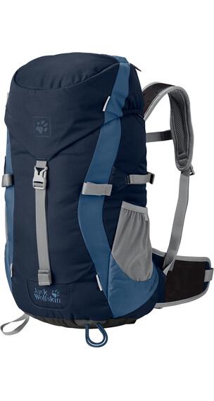 Jack Wolfskin Alpine Trail Hiking Pack Kids midnight blue